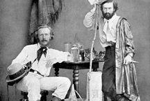Ernst Haeckel / Ernst Heinrich Philipp August Haeckel (16. února 1834 Postupim – 8. srpna 1919 Jena) byl německý biolog, představitel darwinismu.