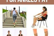 Exercises for the angles fat