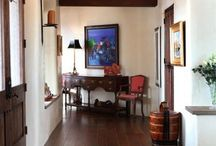 Spanish Colonial Interiors / by Demejico Inc
