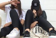 fotos com amigas
