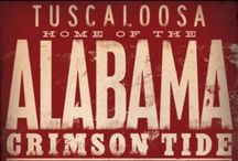 Bama Baby!!!! / Everything Alabama!!!!! / by Wendy Knight