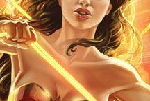 Comic Heroes - Wonder Woman