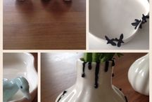 Boligindretning / Danish ceramic with a twist