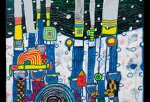 Art Ed. Hundertwasser