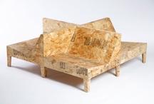 OSB Design - мебель, свет и предметы интерьера из OSB