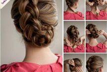 Peinados / Peinados que yo misma me puedo hacer para cualquier ocasión