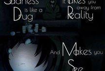 anime quotations