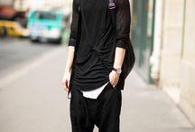 Blank wear