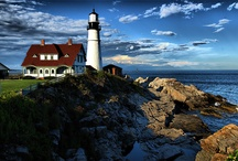 The Neighborhood / If you happen to be visiting Cape Elizabeth, Maine, we hope you'll stop in for some of our programs or even just to sit down in a comfortable chair with a good book.