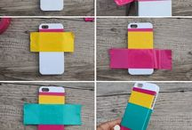 DIY case cellphone / DIY