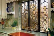 Kitchen design / by Nancy Denton