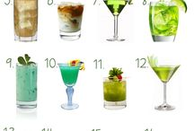 St.Patty's Day Drinks