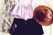 ♥ O U T F I T S ♥ / Cute outfits that incorporate many different styles, looks, and designs.