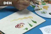 Hugo Rodriguez -pintura decorativa manualidades-programacion de chile