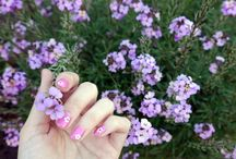 #MonthlyMani -- Nails, Nail Art & themed Manicures / A group of bloggers sharing themed monthly mani's!