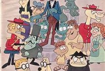 Cartoons from the past