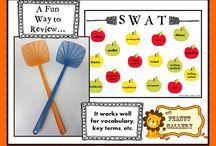 Teaching Games! / by Michelle Ingram
