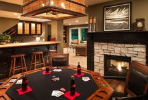 Man Caves / Someday I would love to make Andrew a Man Cave