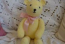 crochet toys 2 / by Sandra Rowen