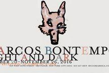 "Marcos Bontempo: Light and Dark"""