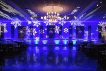 Snowflakes / Snowflake projections by Hourglass Lighting