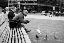 Straatfotografie / Het leven van alle dag