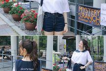 김지원   Jiwon  (ファッション)