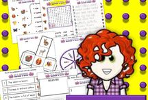 Easter Activities / Easter activities, worksheets, and games