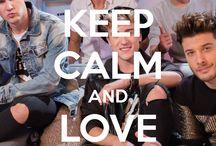 <3 Keep calm: Auryn <3