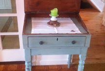 Re-made: Furniture Restoration / Furniture, restored or upcycled by me, myself & I.