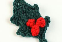 Holiday Crochet / by Tracy