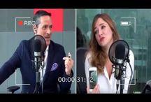 Sherlyn y su romántica entrevista ¡con su novio Francisco Zea!