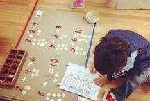 Mathematics Montessori Materials / Montessori and montessori-inspired activities and materials for mathematics area