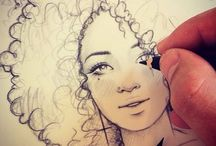 Creative Sketchs and Illustrations