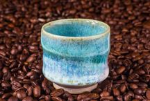 unique ceramic cups made in Firenze / Hand made cups in SanGimignano, Toscana. Unique and absolutely unique!  Contact us to buy or more information.
