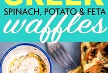 Recipes - Waffle