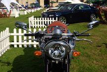 Midual Type 1 - Salon Privé / European presentation of the Midual Type 1 - luxury motorcycle - at Salon Privé London.