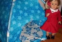 18 inch doll / by Michelle Hagan