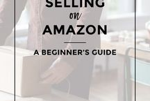 Amazon Selling Tips + Strategies / Selling on Amazon, Amazon FBA, drop shipping strategies for women in business and mompreneurs
