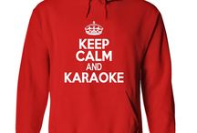Karaoke Apparel / Love your Karaoke, wear it with pride http://www.khe.com.au/apparel