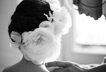mariage wedding / photos en noir et blanc de mariage