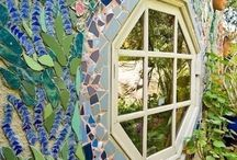 Mosaic window