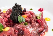 Piatti - Dishes / I nostri piatti e chef Alberto Basso Our dishes and chef Alberto Basso