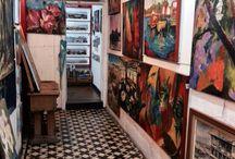 Hallways and Entrances- Mynedfa / Inspiring entrances