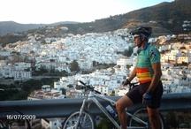 Cycling from Posada la Plaza