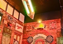 Man cave party inspiration