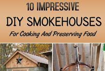 Smokehouses