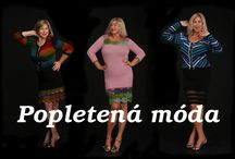 Popisy na modely Fashion Martina