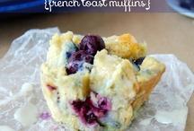 Breakfast, muffins, breads / by Nichole DeFoor