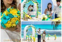 Wedding on the Saona island, Michael&Elena / #destination_Wedding, #wedding_in_dominican_republic, #wedding_in_punta_cana, #destination_wedding_photographer, #wedding_photographer_in_dominican_republic, #caribbean_wedding_venue, #punta_cana, #caribbean_wedding Photo by Nik Vacuum